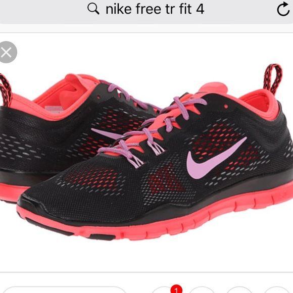 official images another chance best place Nike Shoes | Free Tr Fit 4 Womens Sneakers | Poshmark